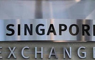 Сингапурский Straits Times закрылся снижением