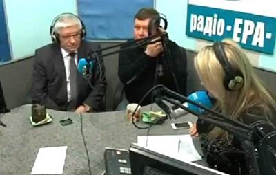 Луганский регионал в прямом эфире назвал Чечетова тупым