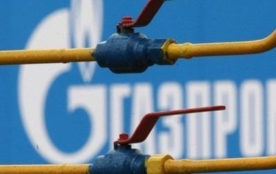 Газпром в 2013 году сократил экспорт газа в Украину на 21,4%