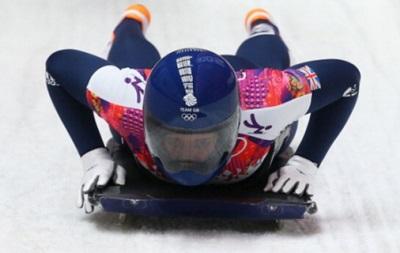 Британия берет первое золото на Олимпиаде в Сочи  в скелетоне