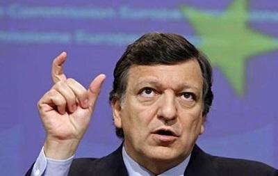 Украинцы стремятся в ЕС ради свободы и безопасности - Баррозу