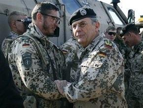 Глава Генштаба ФРГ подал в отставку из-за гибели мирных афганцев при обстреле бензовозов
