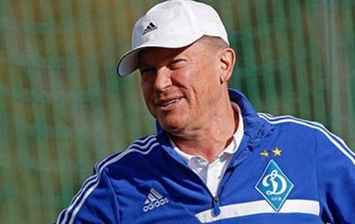 Блохин лично посмотрит на игру соперника Динамо в Лиге Европы
