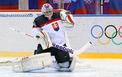 Хоккей: Словакия уступает россиянам по буллитам