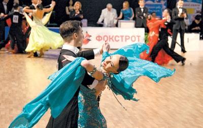 Международный  турнир спортивного танца