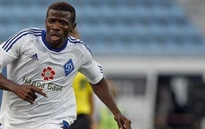 Металлист ведет переговоры об аренде нигерийского защитника Динамо