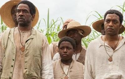 Фильм 12 лет рабства получил главную премию BAFTA