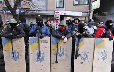 В Украине введен в действие закон об амнистии участников акций протеста