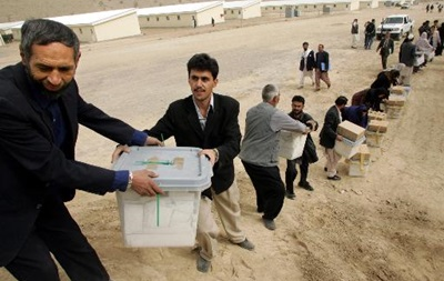 Выборы президента Афганистана