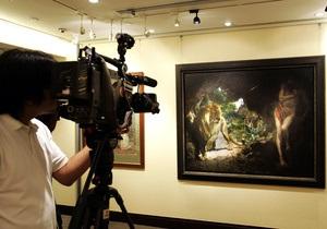Проданная за $11 млн картина китайского художника оказалась подделкой