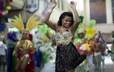В Бразилии пройдет знаменитый карнавал