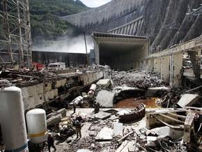 Аварию на российской ГЭС не связывают с человеческим фактором