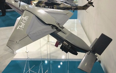 Южная Корея создала новый беспилотник Devil Killer