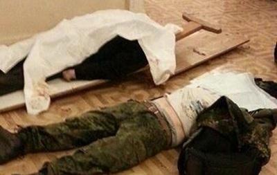 Трое убитых, семеро при смерти, сообщает представитель оппозиции