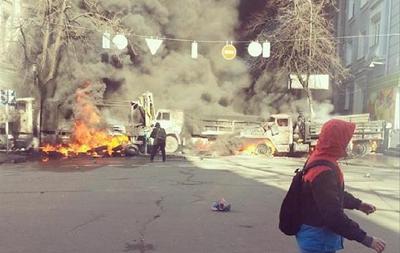 Это дым ваших зарплат! Соцсети о революции в Киеве