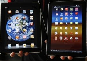 Фотогалерея: Планшетные войны. iPad против Galaxy