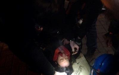 Во время штурма Майдана страдают врачи