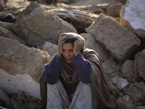 Землетрясение в Пакистане: число жертв растет