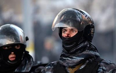 Милиция не использовала огнестрельное оружие во время  освобождения улиц Киева  – МВД