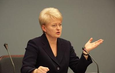 Президенты Литвы и Эстонии призывают остановить кровопролитие