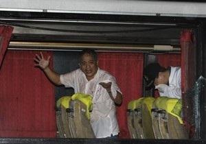 Полиция Филиппин признала грубые ошибки в штурме автобуса с заложниками