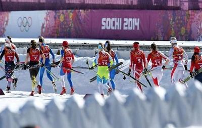 Украинские лыжницы не вышли на старт соревнования Олимпиады из-за травмы