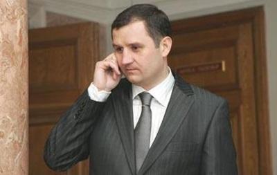 Депутат Благодыр написал заявление о выходе из фракции Партии регионов