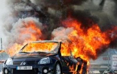 За минувшие сутки в Киеве сгорели 18 автомобилей