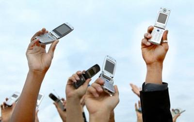 В центре Киева восстановлена работа мобильной связи