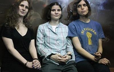 Суд рассмотрит жалобу на приговор Pussy Riot