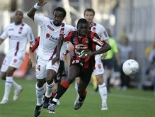 Лига 1: Лион не смог забить в игре с Ниццой