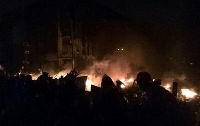Патрули ГАИ перекрыли практически все заезды на Майдан