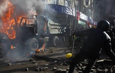 С 18 февраля в Киеве погибли 28 человек - Минздрав