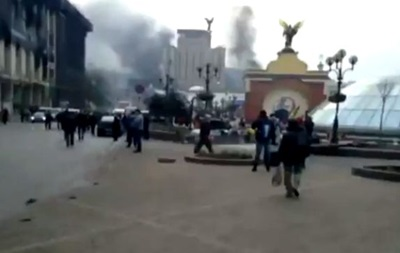 Лидеры оппозиции обвиняют власть в кровопролитии на Майдане