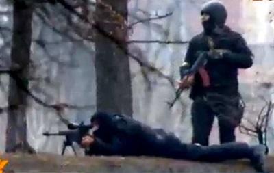 По людям на Майдане стреляют снайперы - Свобода