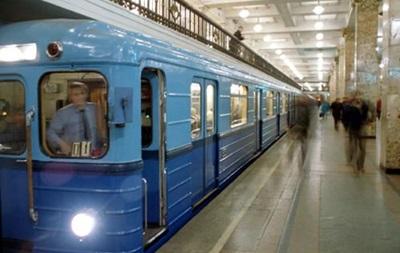 Киевское метро не перевозит правоохранителей - КГГА