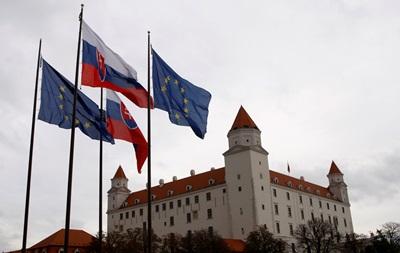 Президентские выборы в Словакии