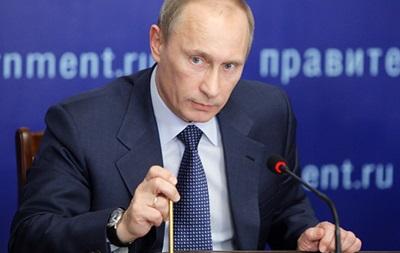 Путин заявил, что Украине нужны срочные меры