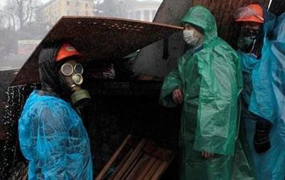 Во Львовской области запретили маски и балаклавы в общественных местах