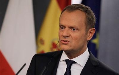 Байден и Туск обсудили пути разрешения кризиса в Украине