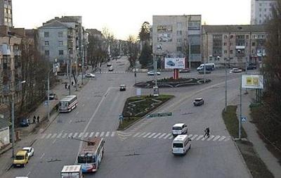В Виннице площадь Советскую переименовали в Героев Майдана