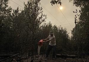 В МЧС заявили, что смог в столице связан с лесными пожарами в России