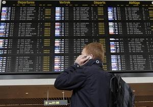 Бельгийские аэропорты не работают из-за забастовки авиадиспетчеров