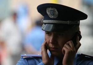 Милиция разыскивает человека, который сообщил о бомбе в Крымгазе