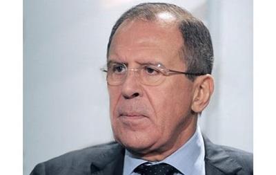 Лавров призывает ЕС осудить действия радикалов в Украине