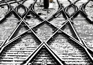 В Полтавской и Черниговской областях погибли двое мужчин, попавших под поезд