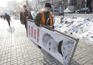 Опрос: В президентском рейтинге Тимошенко уступает Януковичу и Тигипко