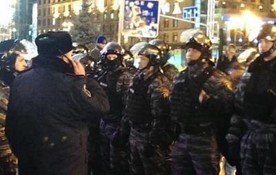 На Броварской трассе произошла стрельба, когда Беркут выезжал из Киева