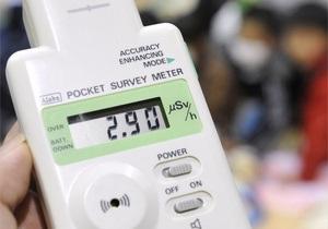Журналисты выяснили, что уровень радиации в Киеве вдвое выше, чем в Токио