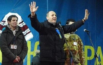 Киев полностью под контролем Майдана – Парубий